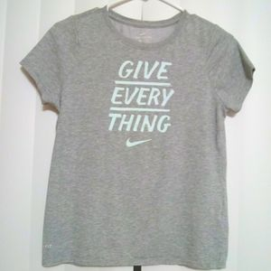 NIKE Give Everything Tee